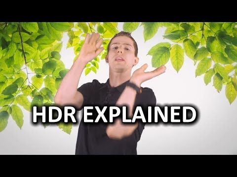 High Dynamic Range (HDR) Photography Explained as Quickly as Possible