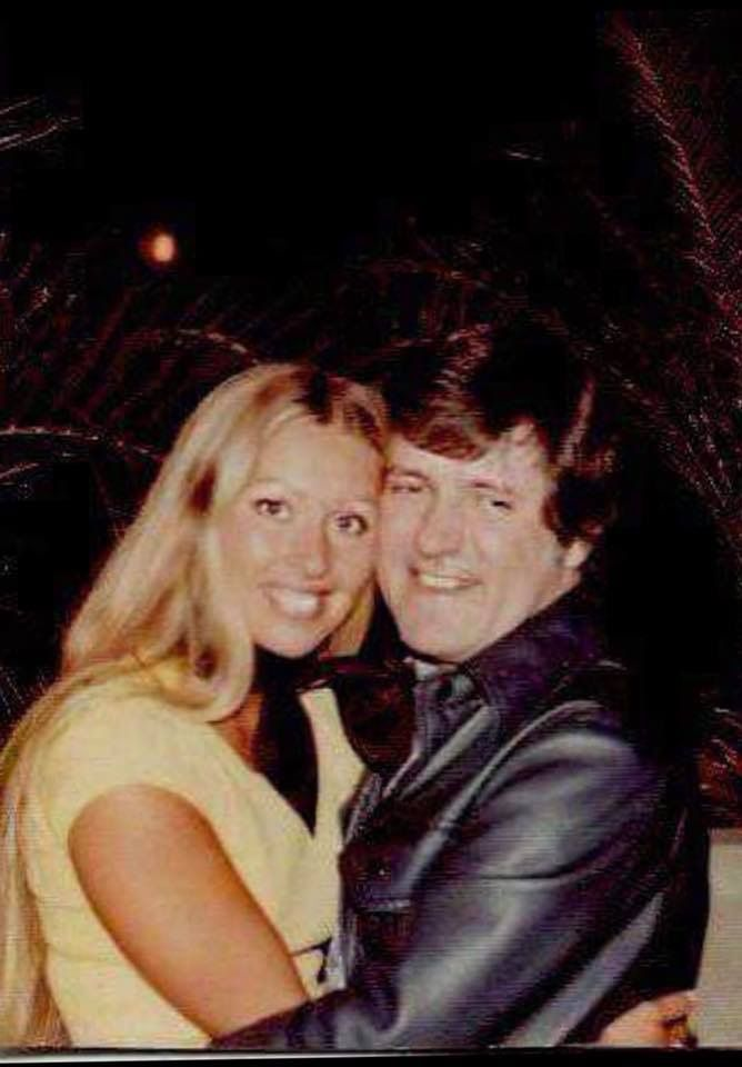 Charlie Hodge and Sandi Miller, who dated Charlie for a while and ...
