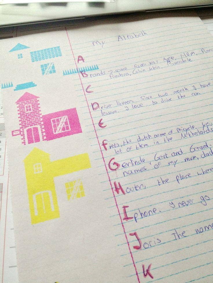 Creative Ways To Write Words 113 best letter ideas images on pinterest | envelope art, happy