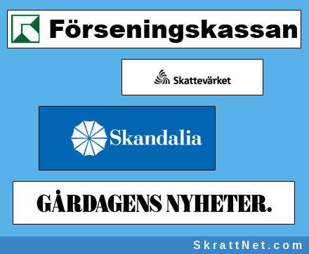 Nya svenska loggor | SkrattNet