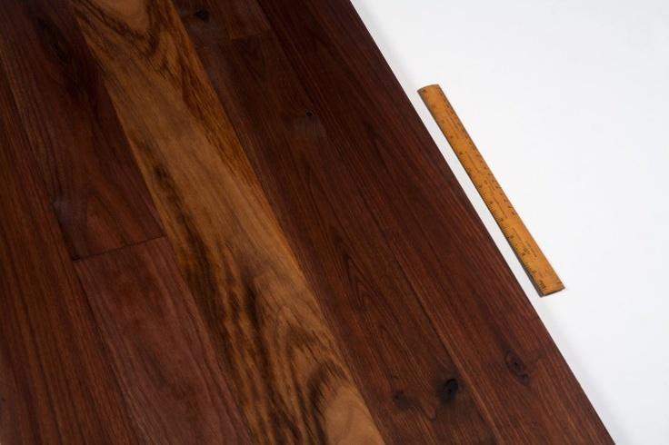 wood floors online: walnut solid wood flooring installation #Floorboards