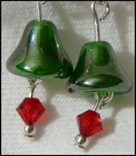 Ding Dong Ding Dong Christmas Bells Are Ringing Earrings   Christmas bells, Bells, Ding dong