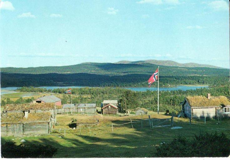 Langen, Dalsbygda Os i Østerdalen
