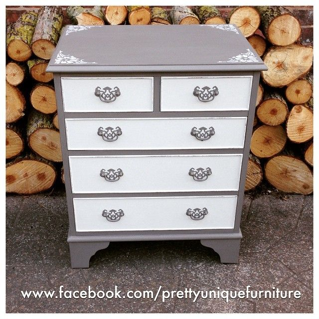 """""""#ascp #antique #anniesloan #anniesloanchalkpaint #chalkpaint #countryhome #chalkpaintis25 #chestofdrawers #distressed #distressedfurniture #etsy #forsale #handpainted #instahome #loveit #morethanpaint #oldwhite #frenchlinen #paintedfurniture #prettyuniquefurniture #refurbished #shabby #shabbychic #stencilled #upcycled #vintage"""" Photo taken by @prettyuniquefurniture on Instagram pinned via the InstaPin iOS App! http://www.instapinapp.com (05/01/2015)…"""