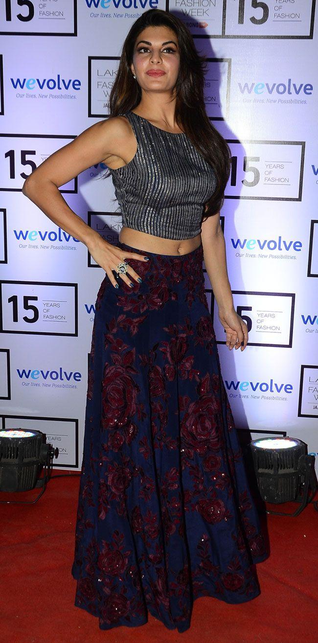 Jacqueline Fernandez ~ Manish Malhotra