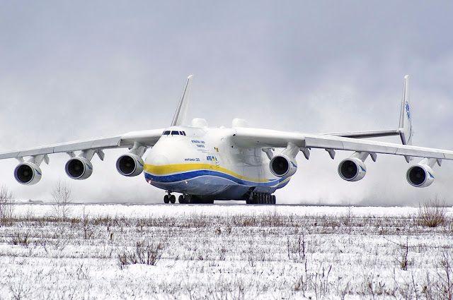 Antonov An-225 Mriya Takeoff At Gostomel Airport Aircraft Wallpaper 4028