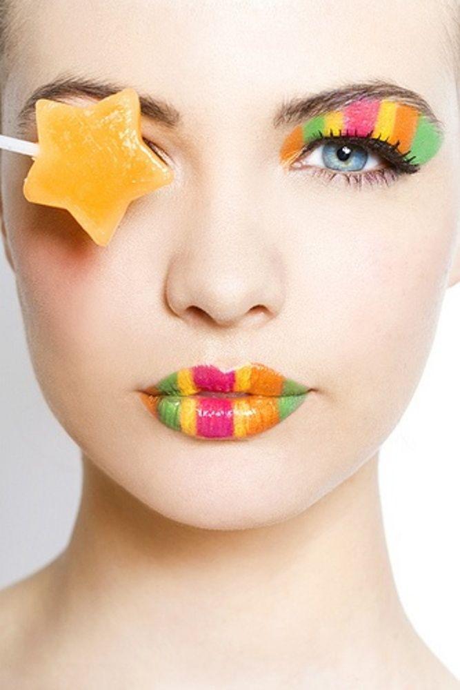 Cool Candy Makeup