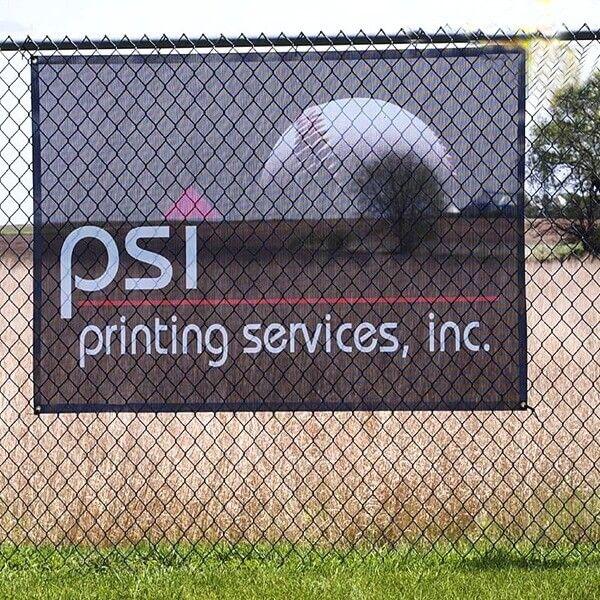 mesh banner printing