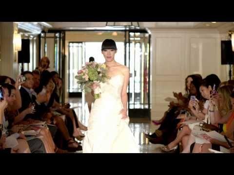 ▶ Mirabella Bride Runway Show with Renee Strauss - YouTube