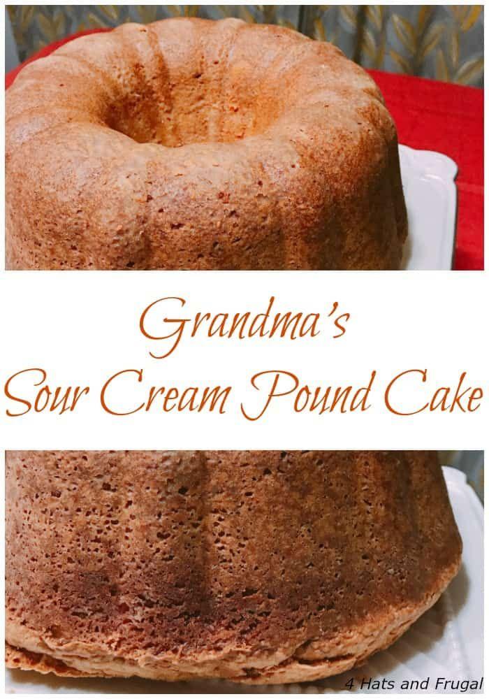 Pin On Granny S Pound Cake