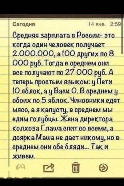 #средняя_зарплата_в_россии_по_годам #какая_средняя_зарплата_в_россии