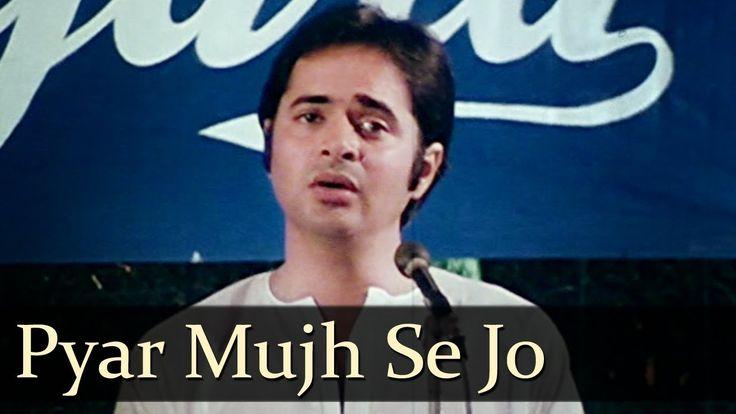 Pyar Mujh Se Jo Kiya Tumne - Deepti Naval - Farooque Sheikh - Saath Saat...
