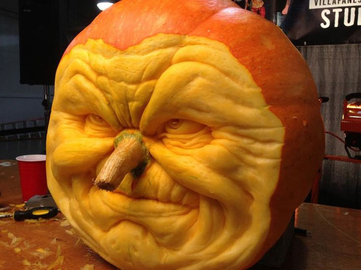 Best Pumpkin Carvings Images On Pinterest Awesome Carved - Mind blowing pumpkin carvings by ray villafane 2