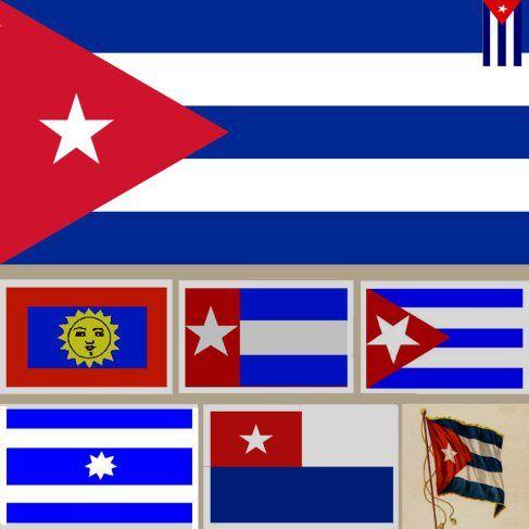La bandera de Cuba fue proclamada como tal el 11 de abril de 1869, en la Asamblea de Guáimaro. Esta bandera fue enarbolada por primera vez en Cuba por el General de origen venezolano Narciso López …