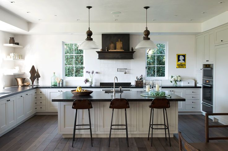 Kitchens on Pinterest  Beach Kitchen Decor, Kitchens and Remodels