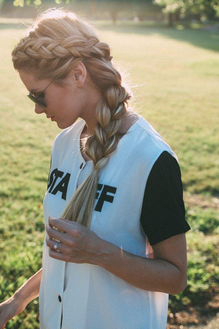 海外女子に学ぶ!スポーティなヘアスタイル☆参考にしたいアレンジ・髪型・カット♬