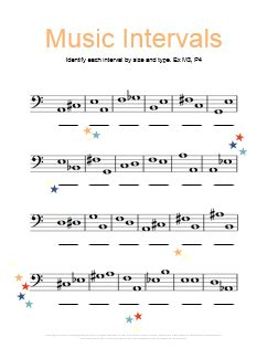 Music Theory Worksheets, Ultimate Stash, 50+ free printables | Ear Training and Improv