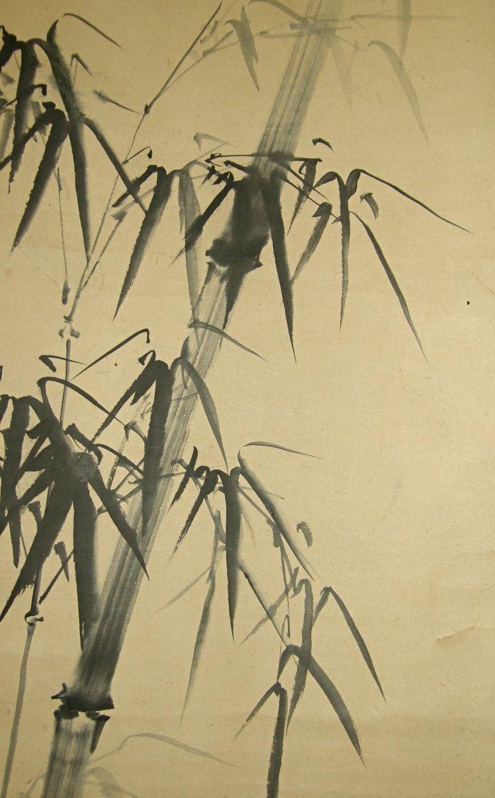 bamboo drawing - photo #28