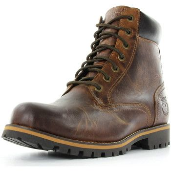 Boots / Chaussures montantes Timberland Earthkeepers rugged WP 6 PTB marron 350x350