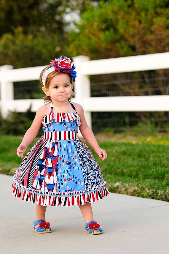 Elise Halter robe patron de couture modèle de robe de filles