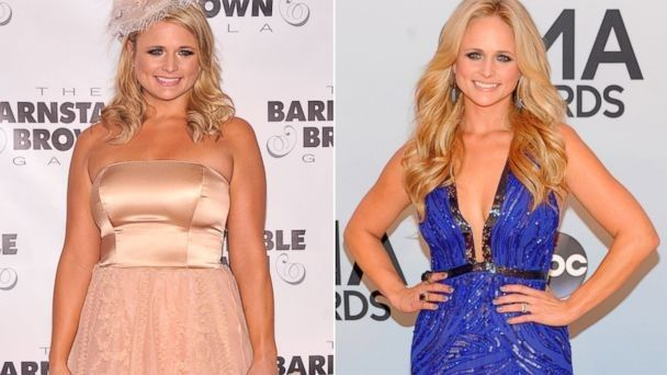 Miranda Lambert let her body do all the talking at the 47th annual Country Music Association Awards in Nashville: http://www.examiner.com/article/miranda-lambert-reveals-her-weight-loss-motivation-turning-30