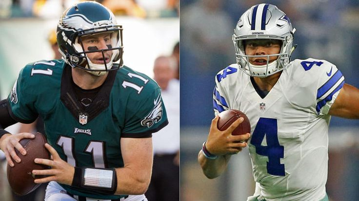 Carson Wentz vs. Dak Prescott: An in-depth look at the stats separates hype from reality