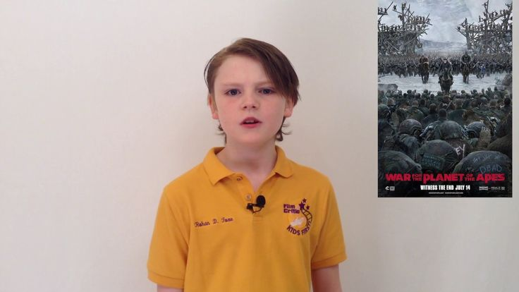 Film Review: War for the Planet of the Apes by KIDS FIRST! Film Critic Rohan F. #KIDSFIRST! #WarforthePlanetoftheApes