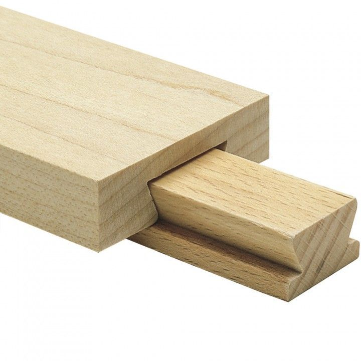 Classic Wood Center Mount Drawer Slide – These slides were great. I had to remove