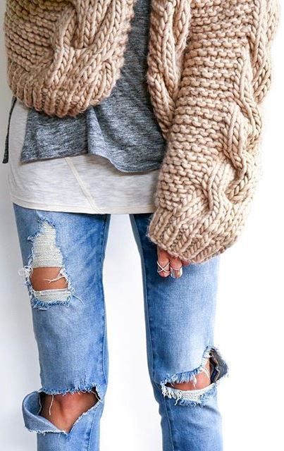 """The perfect """"mommy"""" jeans except I need them to be a bit bigger for my thighs."""