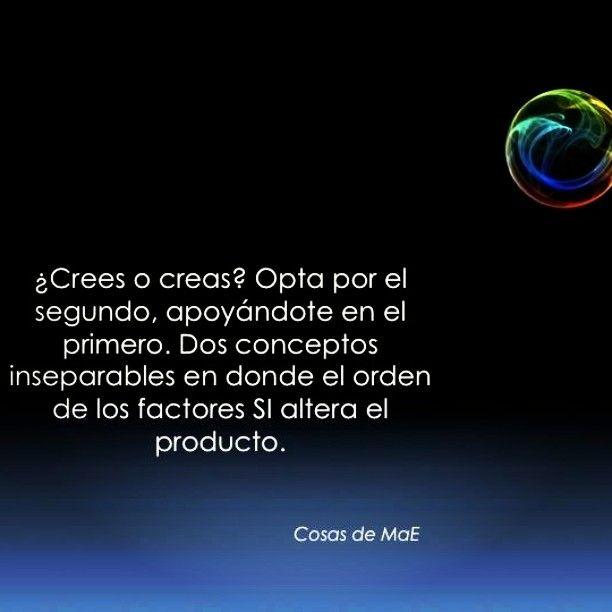 No te conformes, no te detengas #Avanza #Ama #Crea