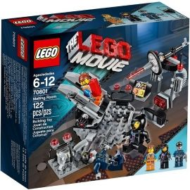#LEGO MOVIE Set 70801 Melting Room LEGO 70801 Melting #Room is a set in the LEGO #Movie theme to be released in 2014. Our Price: S$24.50 You Save: S$2.40