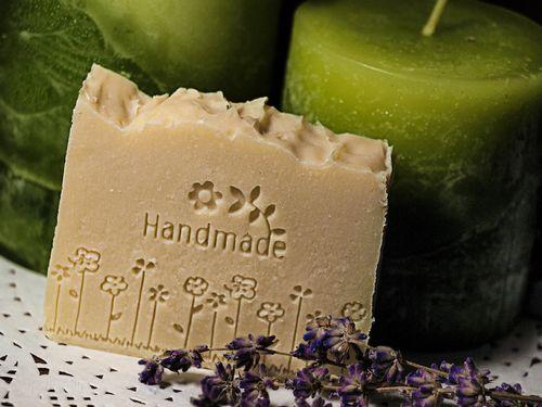Prírodné mydlo s vôňou levandule - Vérae Lavender