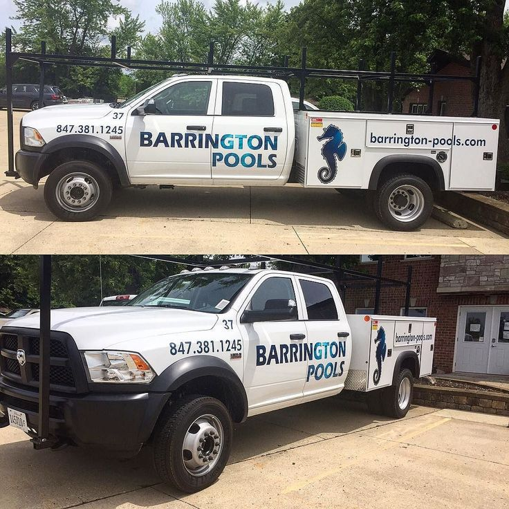 New vehicle for the excavation crew! #barringtonpools #builtbybarringtonpools #photooftheday #summer #igdaily #dodge #diesel #hemi #work #construction #excavation #fleet #truck #vehicle #awesome #2017