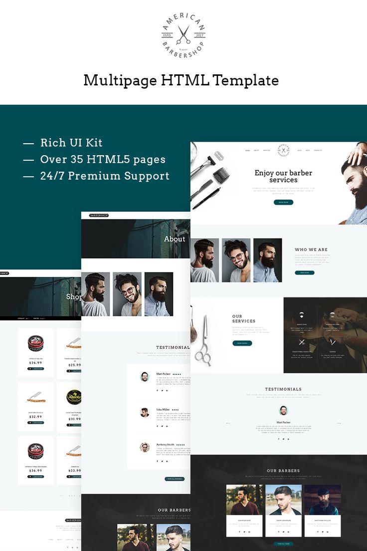 943 besten Website Templates & Addons Bilder auf Pinterest | Handys ...