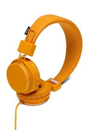 Słuchawki - Urbanears - Słuchawki Plattan Pumpkin