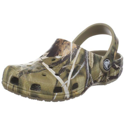 Crocs Classic Realtree V2 (Toddler/Little Kid) crocs. $29.95. Manmade sole. Croslite