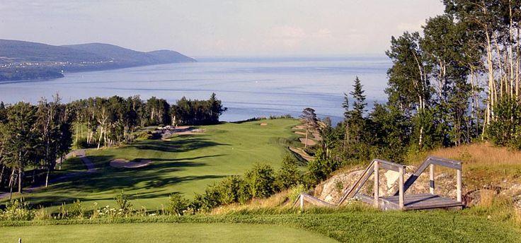Club de golf Fairmont Le Manoir Richelieu