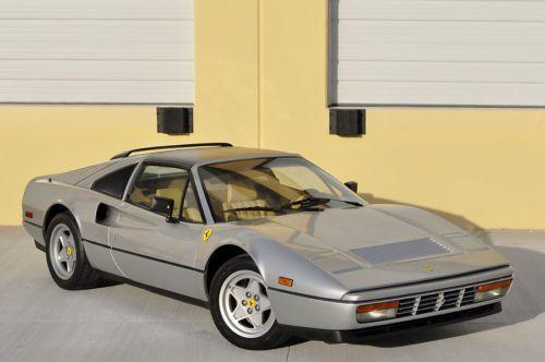 1988 Ferrari 328 GTS Targa