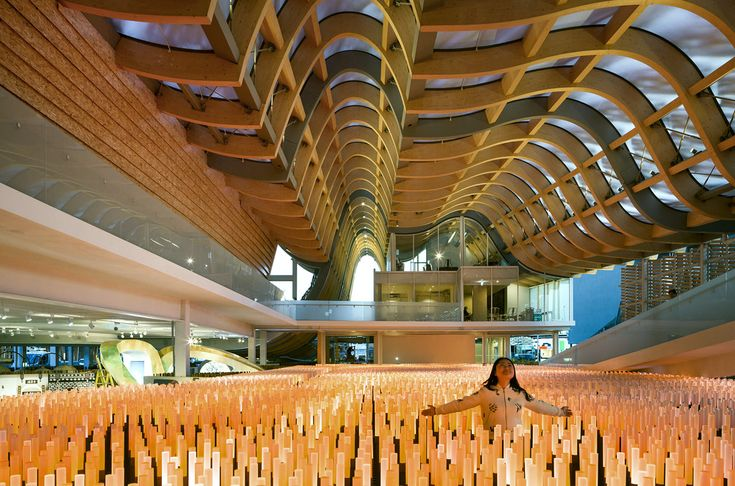 Gallery of China Pavilion - Milan Expo 2015 / Tsinghua University + Studio Link-Arc - 5