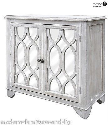 fabulous mirrored furniture. Washed Wood 2 Door Cabinet With Mirrored Product Description Part Of Our Fabulous Furniture This Sideboard Is As Beautiful It R
