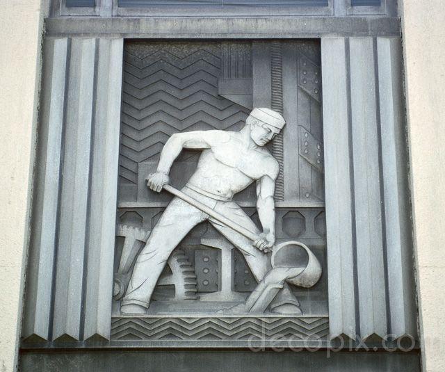 530 best art deco architectural detail images on Pinterest | Art ...