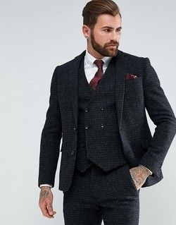 Men's Style Guide: How to Dress For a Winter Wedding