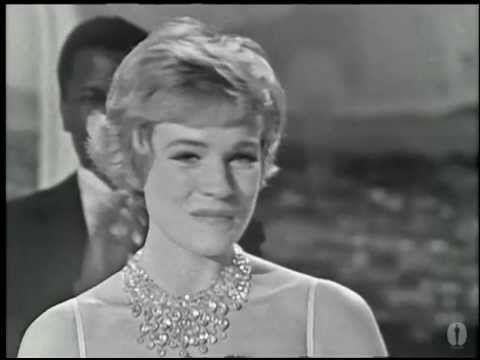 Watch the full acceptance speech here.   Watch Julie Andrews' Sweet Acceptance Speech At The 1965 Oscars