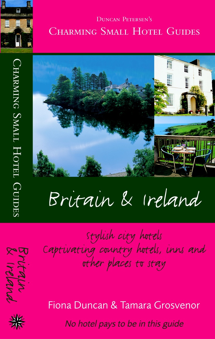 Charming Small Hotel Guides, Britain and Ireland. Series Editor: Fiona Duncan, hotel guru for the Sunday Telegraph.