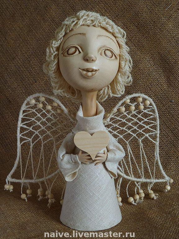 """""""Наивный ангел с сердцем"""""""