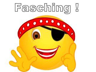 Smiley-Fasching-Pirat