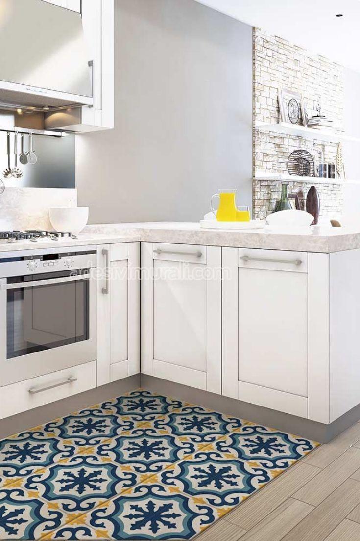 Piastrelle Pvc Adesive Cucina piastrelle adesive per pavimenti (con immagini) | piastrelle