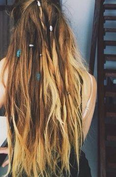 surfer hair girl - Buscar con Google