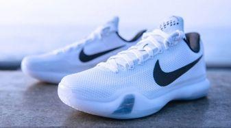 Release Date: Nike Kobe 10 'White/Black'