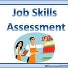 6 page worksheet on job skills.  I use this with my special education high school kids.  These are actual jobs they may work someday.  There is min...